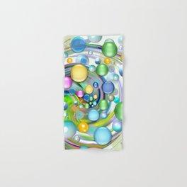 Color-Balls Hand & Bath Towel