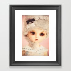 Audree Framed Art Print