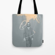 Out of the ashes arose a Phoenix Tote Bag