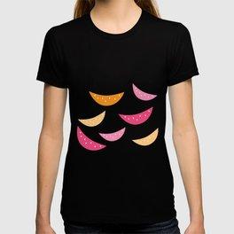 Melone pattern T-shirt
