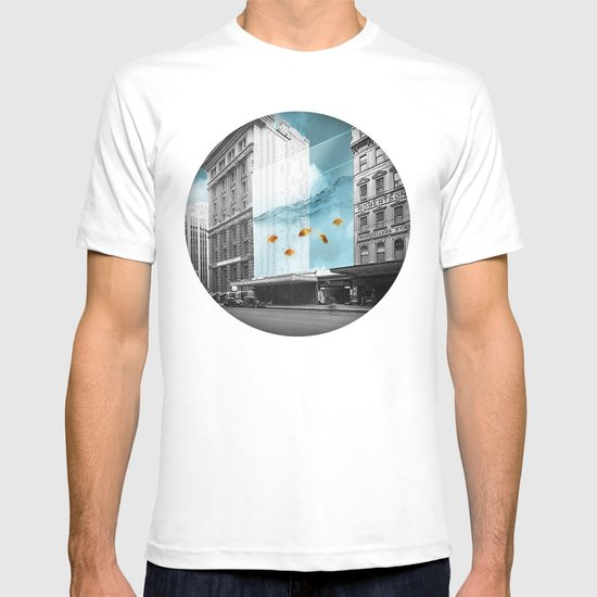 between the walls T-shirt