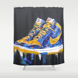 High tops Shower Curtain