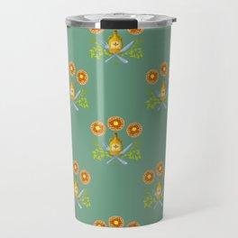 Waffle and Syrup (Mint Mocha) Travel Mug