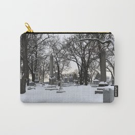 Haunted Winter II Carry-All Pouch