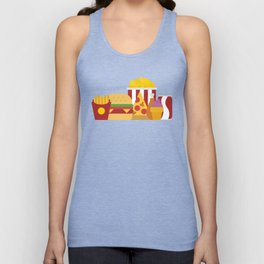 Foodie Unisex Tank Top