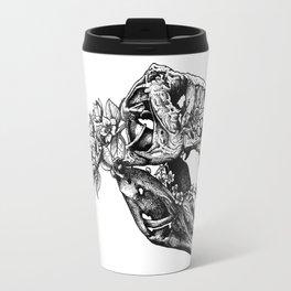 Jurassic Bloom - The Rex.  Travel Mug