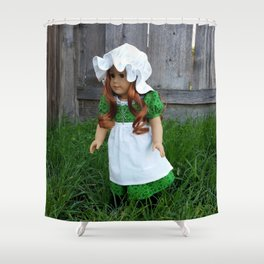Untitled 1 Shower Curtain