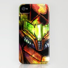 Samus iPhone (4, 4s) Slim Case