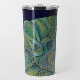 Asclepius' Path Travel Mug