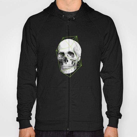 Geometric Skull Hoody