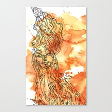 Woodland Whimsy Canvas Print