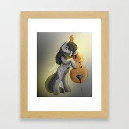 I'm Octavia Framed Art Print