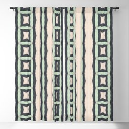 Playful Compositions Geometry Texture Blackout Curtain