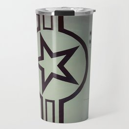 Air Force Insignia Travel Mug