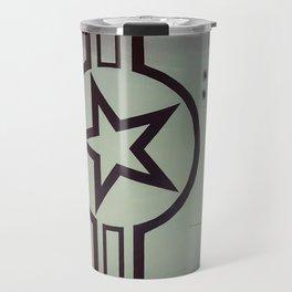 Air Force Insignia Travel Mug
