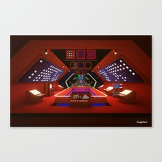 Analog Canvas Print