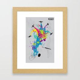 Rhapsody Framed Art Print