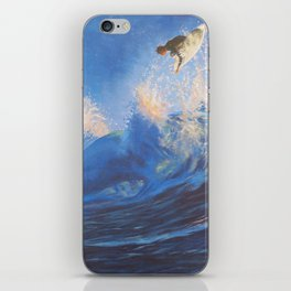 Dusk Adventure iPhone Skin