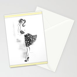 Mirror, Mirrow... Stationery Cards