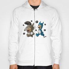 Super Totoro Bros. Hoody