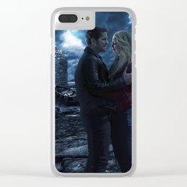 I found you Clear iPhone Case