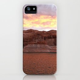 Lake Powell Evenings iPhone Case