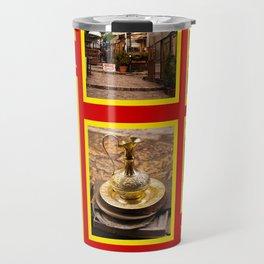 The Old Bazaar Travel Mug
