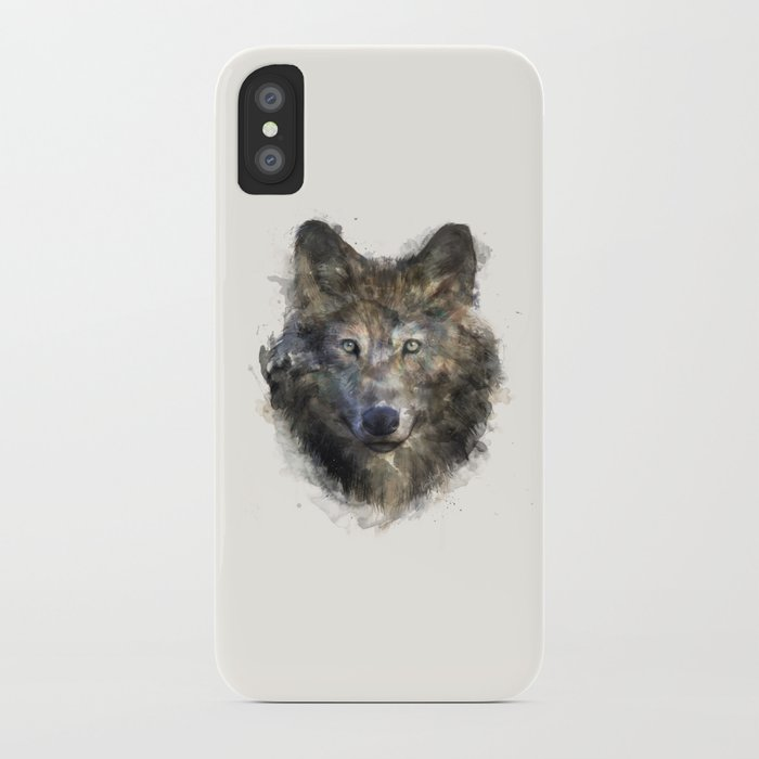 Wolf // Secure iPhone Case