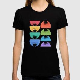 Magic Geometric Flowers T-shirt