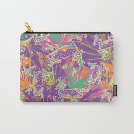 Tropical summer rainforest party Carry-All Pouch
