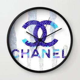Fashion Icicles Wall Clock