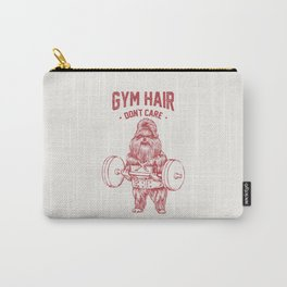 Gym hair don't care shih tzu Carry-All Pouch