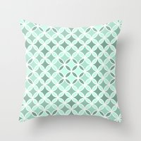 vector Throw Pillows featuring Vector by Pure