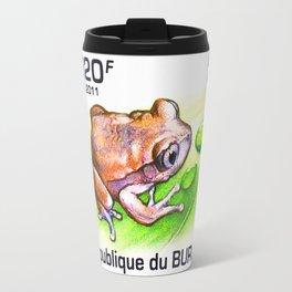Kisenyi forest tree frog Travel Mug