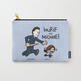 Laurie and Michael Carry-All Pouch