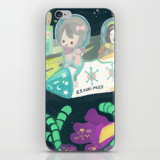 Kuri-prize iPhone & iPod Skin