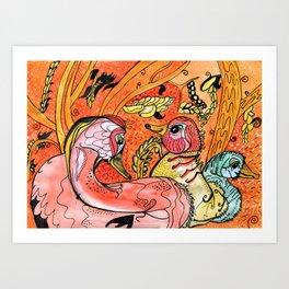 EXP-A03 Art Print
