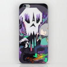Skull Icon iPhone & iPod Skin