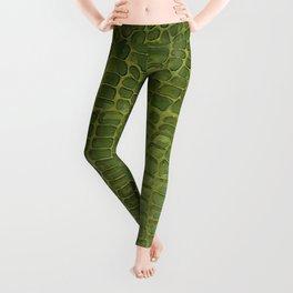 Alligator Skin Leggings