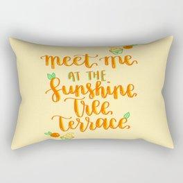 Dole Whip Days Rectangular Pillow