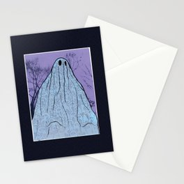 Monstrous Ghost Stationery Cards
