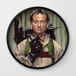 He can hear you Ray Wall Clock