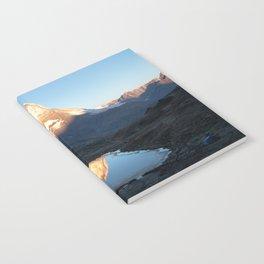 Matterhorn Sunrise Notebook