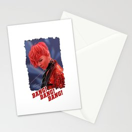 Bang Bang Bang Stationery Cards