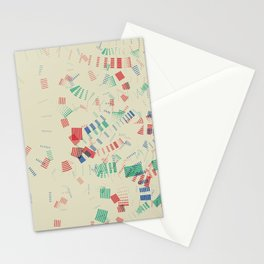 Staccato Stationery Cards