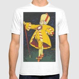 Rhum Charleston Bordeaux - Jean d' Ylen 1925 T-shirt