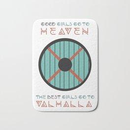 good girls go to heaven Bath Mat
