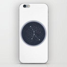 Cancer Constellation iPhone Skin