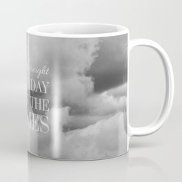 yesterday lies in the flames (I) Coffee Mug