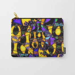 Dance in gold Carry-All Pouch